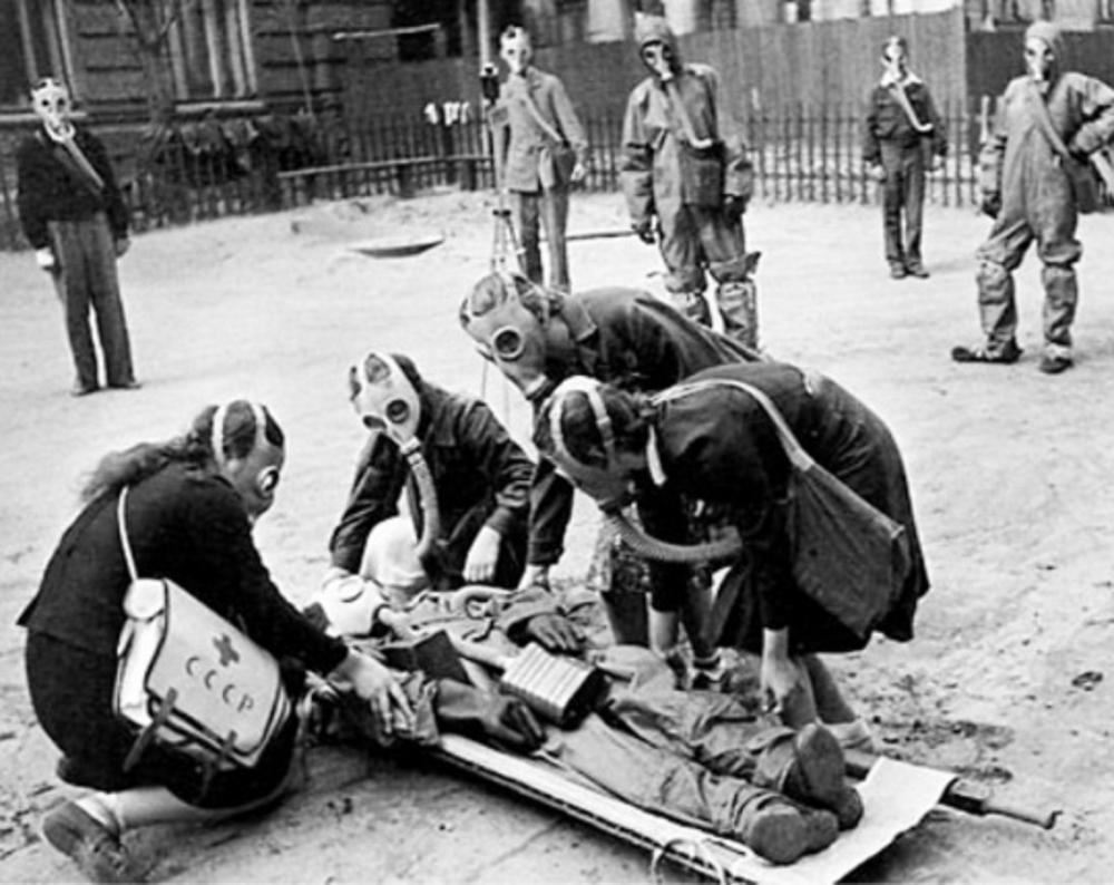 Цикл статей к 85-летию Гражданской обороны России (статья № 18): МПВО в послевоенный период 1945 – 1961 гг.