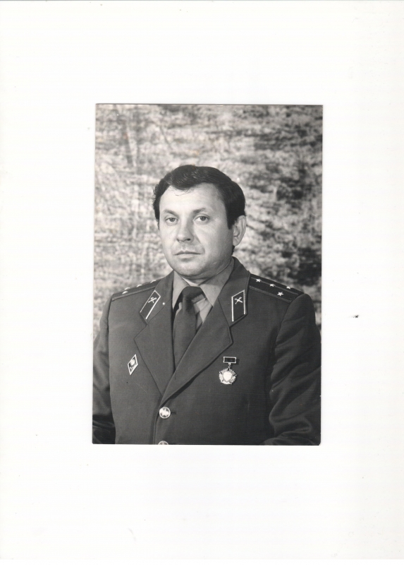 Владимир Чусов