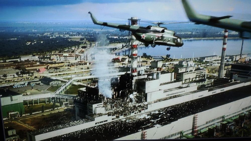 Цикл статей к 85-летию Гражданской обороны России: (статья № 10): Ликвидация последствий катастрофы на Чернобыльской АЭС им. В.И. Ленина