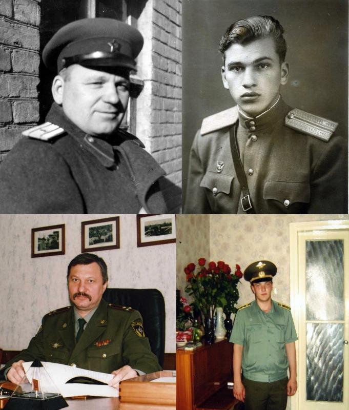Семья Белокобыльских