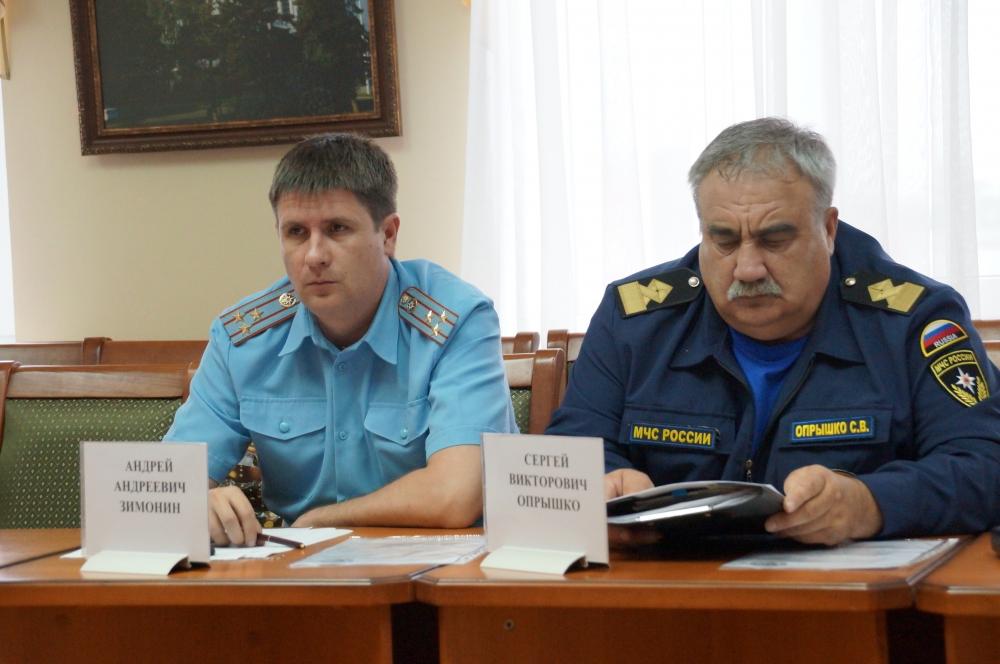 В Краснодарском крае обсудили вопросы подготовки к детской оздоровительной кампании 2016 года