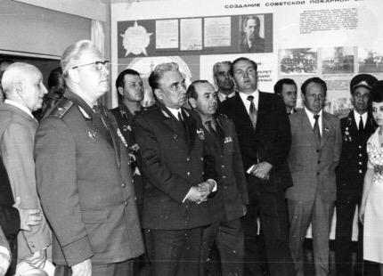 Краснодарской краевой пожарно-технической выставке - 43 года!