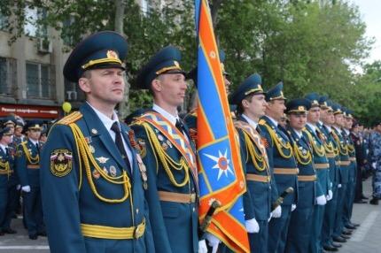Парад Победы прошел в Краснодаре