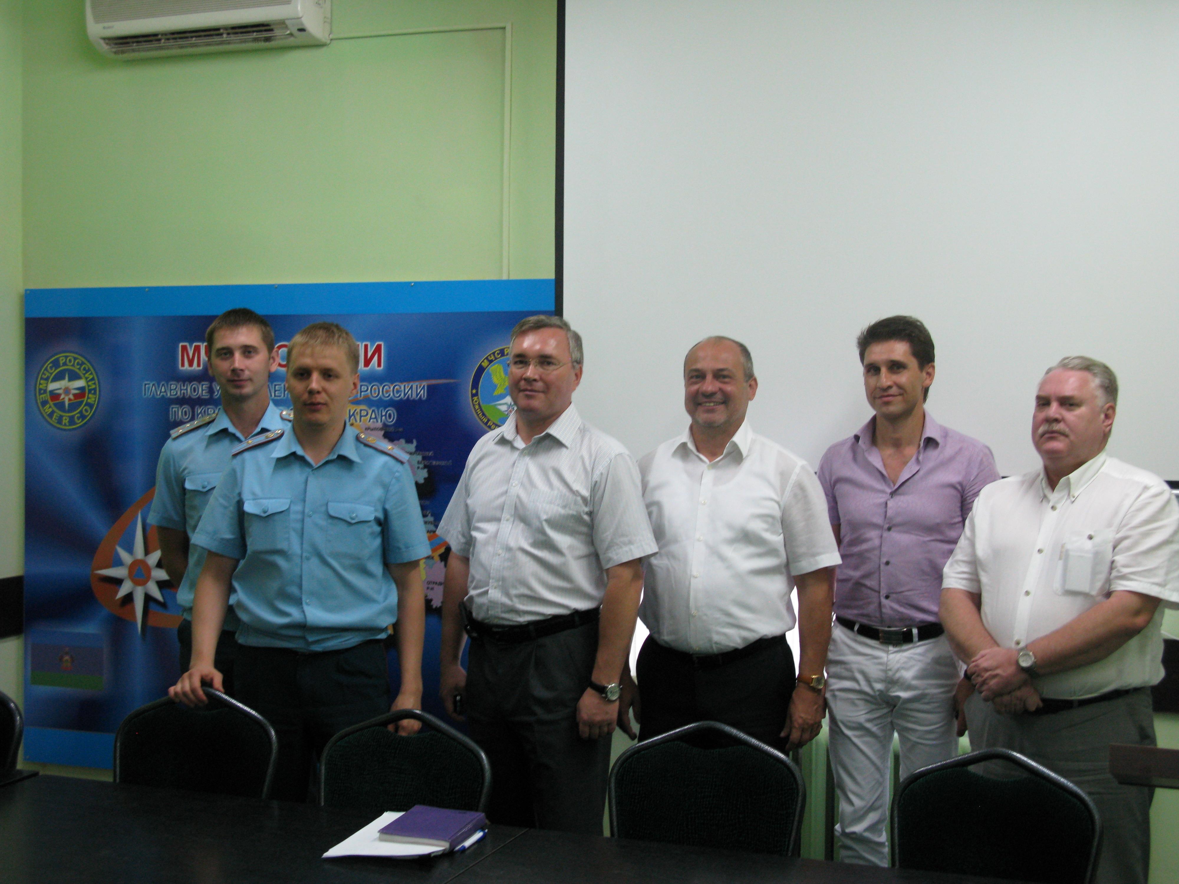 В управлении надзорной деятельности обсудили вопросы развития  аудита пожарной безопасности