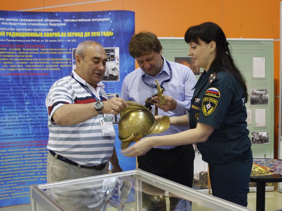 VI Международный салон «Комплексная безопасность 2013»