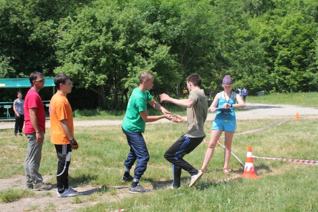 Победа юных спасателей на соревнованиях в ЮФО