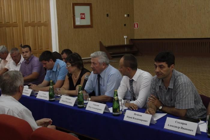 Проблемы развития малого и средненго бизнеса обсудили в Краснодаре