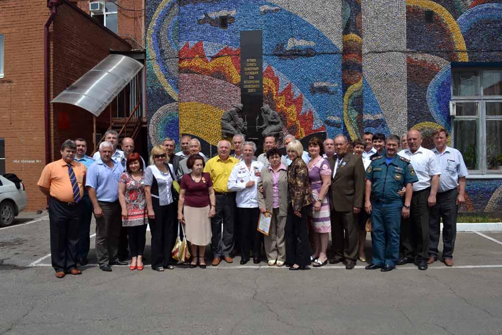 В ГУ МЧС России по Краснодарскому краю начал работу семинар-совещание ветеранских организаций Главных управлений Южного федерального округа