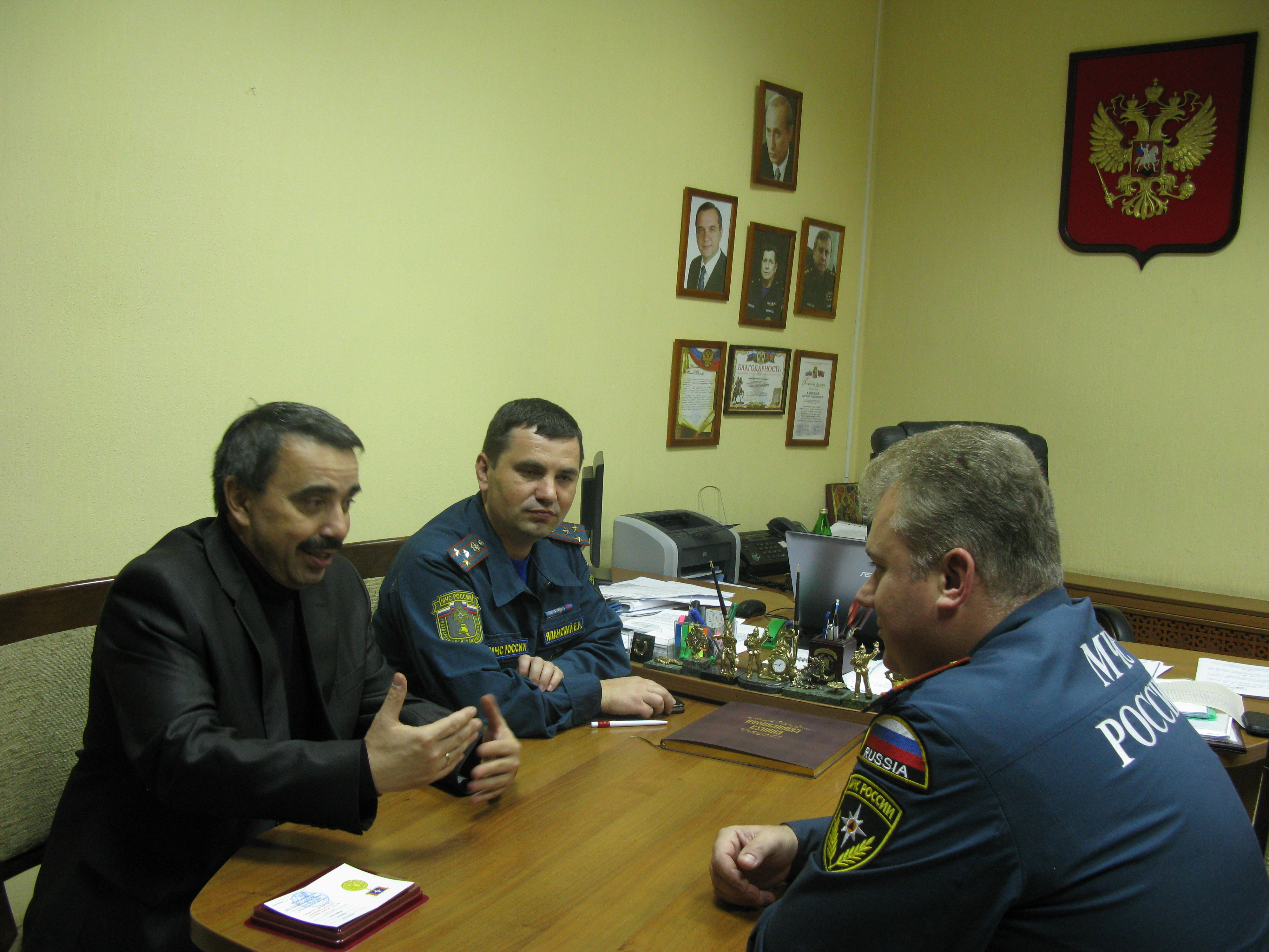 В Краснодаре обсудили вопросы взаимодействия надзорных органов с представителями бизнес-сообщества