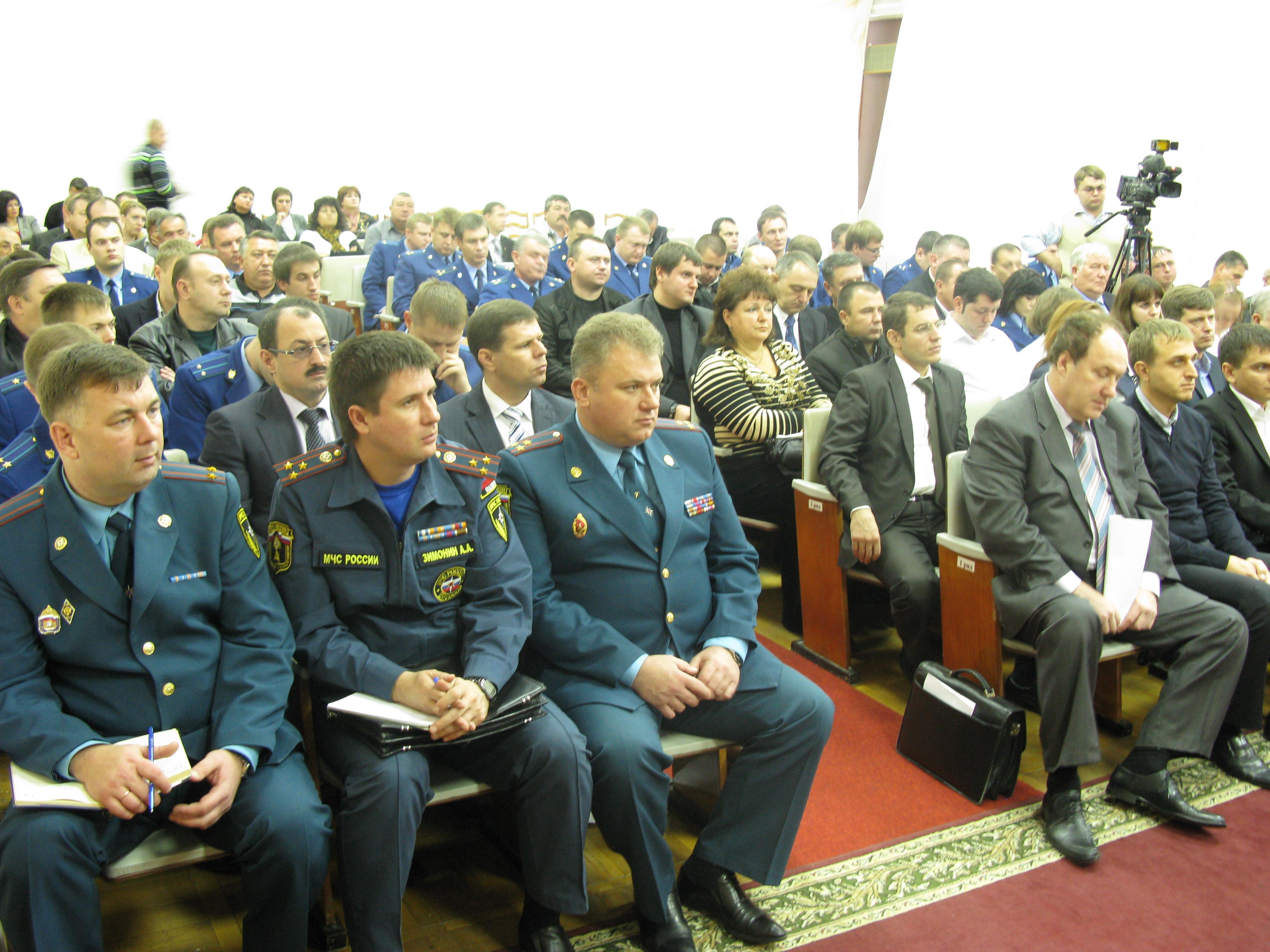 Специалисты управления надзорной деятельности приняли участие в работе Общественного совета при прокуратуре края