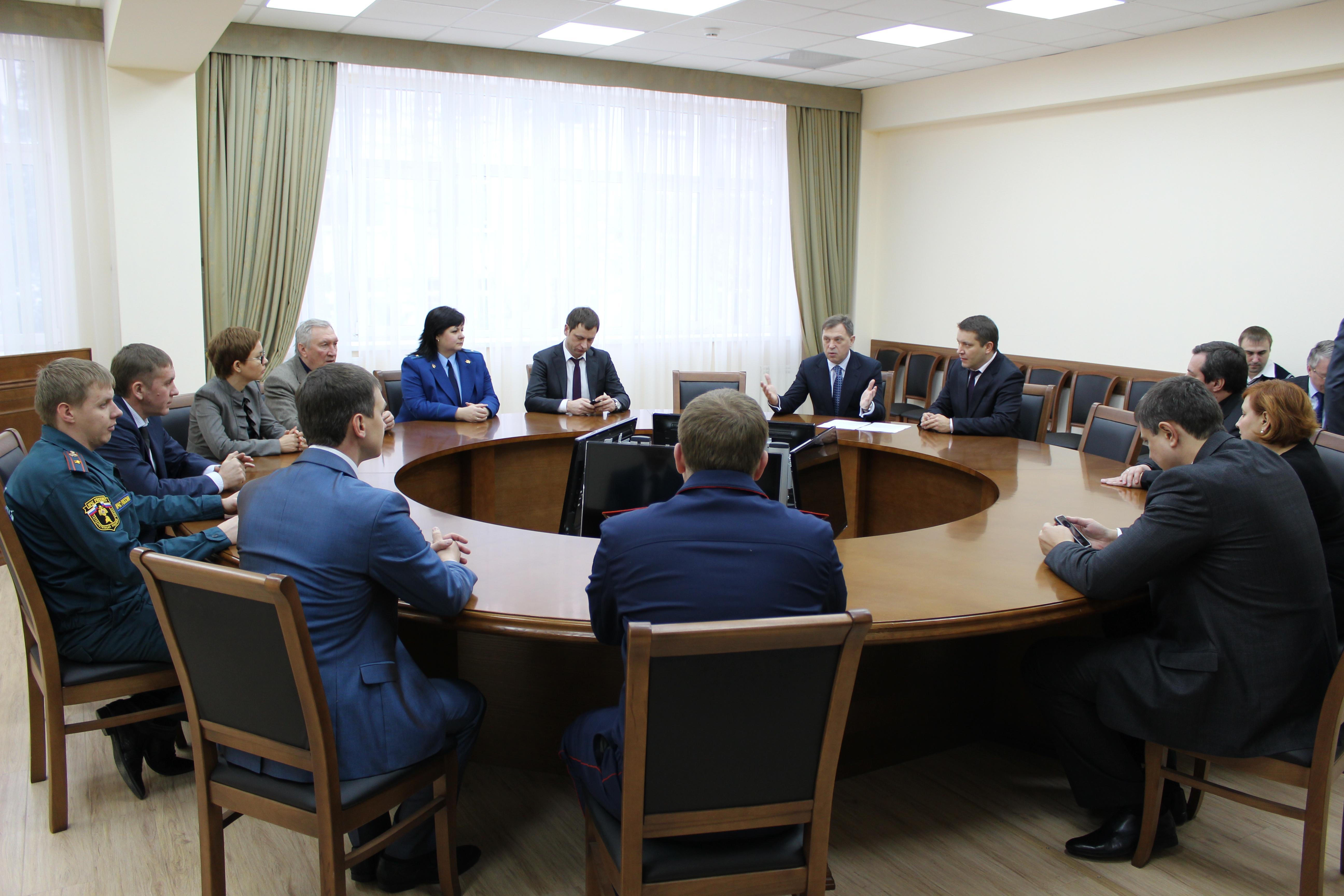 Проблемы Кубанских предпринимателей обсудили  за круглым столом