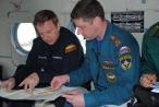 В Ростовской области состоялся облёт северных территорий на предмет готовности их к пожароопасному периоду