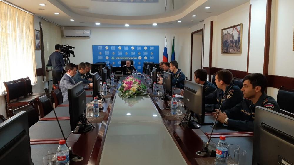 В Российской Федерации сегодня началась Всероссийская тренировка по гражданской обороне