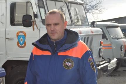 Дмитрий Геращенко признан лучшим спасателем МЧС России