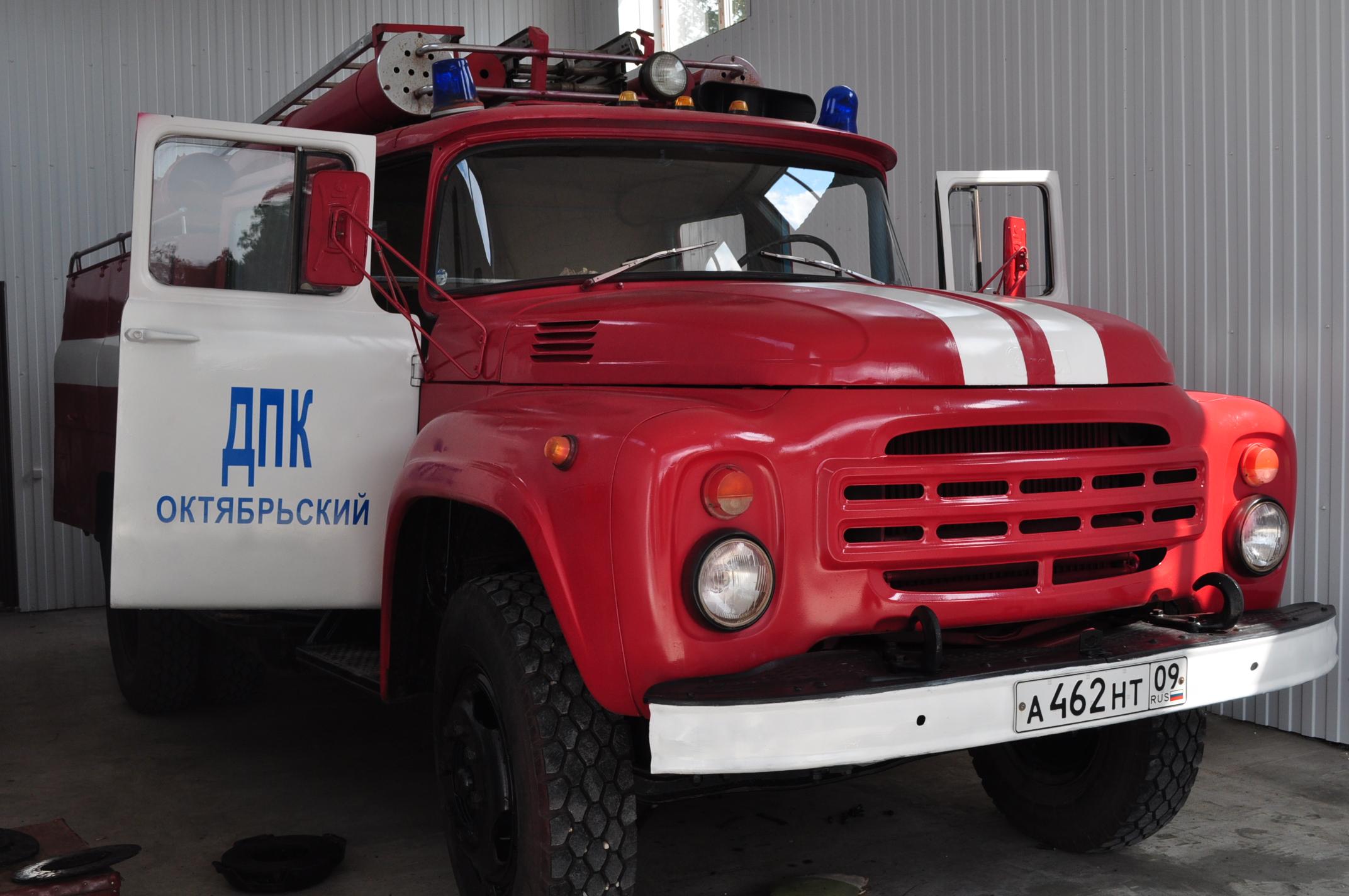 Пожарное добровольчество в Карачаево-Черкесии: опыт Прикубанского муниципального района