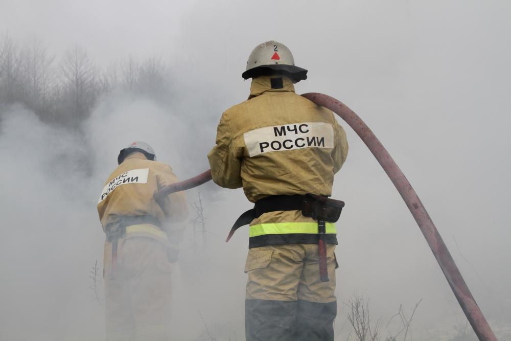 О пожарах в цифрах