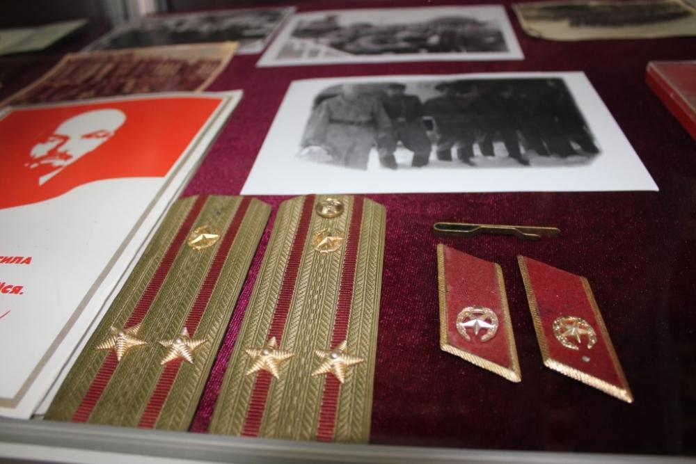 Музейное образование ГУ МЧС России по ЧР