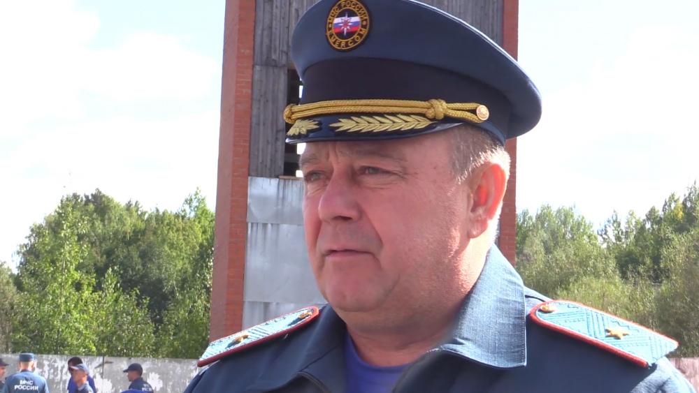 Михаил Лихачев: Соревнования газодымозащитников - важнейший этап подготовки пожарных