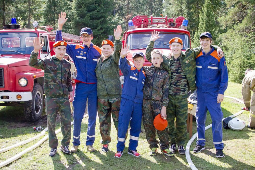 Юные добровольцы России и Германии - единая команда!