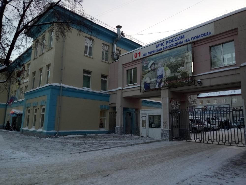 На контроле ГУ МЧС России по Пермскому краю