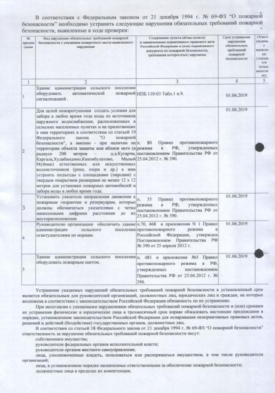 Сельское поселение Суренский сельсовет Зианчуринского района
