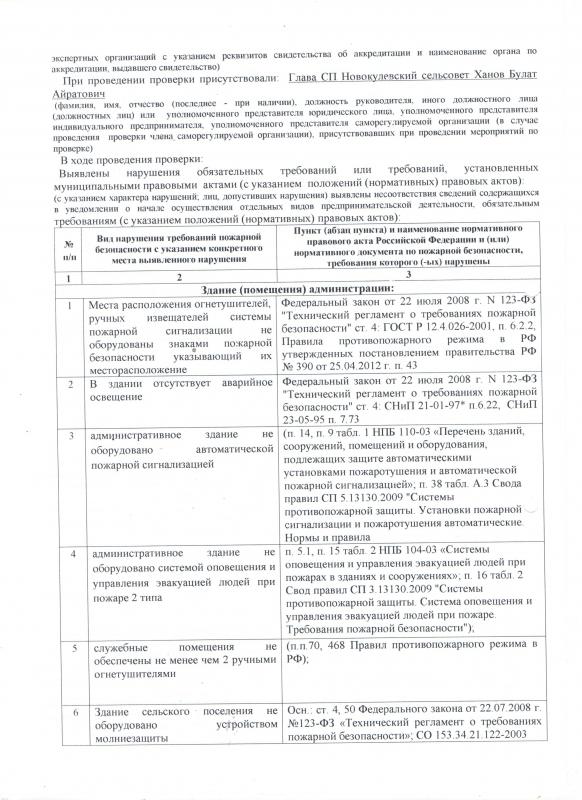 Сельское поселение Новокулевский сельсовет Нуримановского района