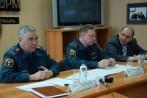 Пресс-конференция: «Начало пожароопасного сезона. Выполнение требований технического регламента о требованиях пожарной безопасности»