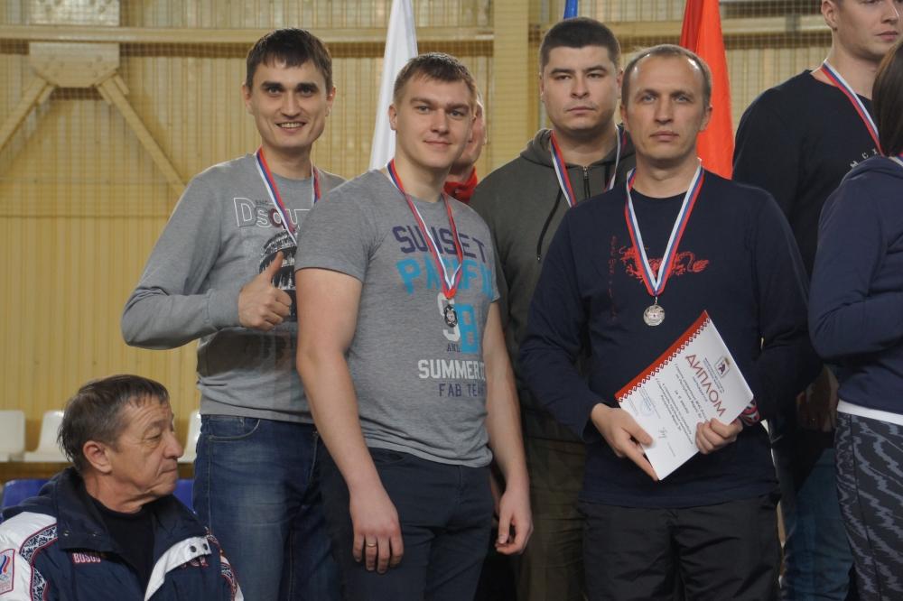 Победа в Спартакиаде трудовых коллективов