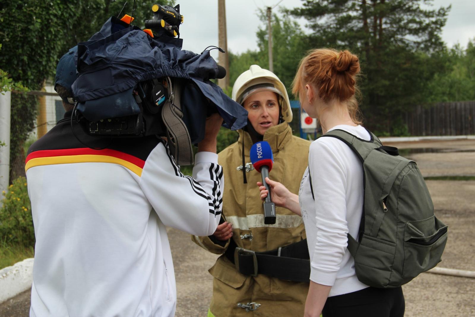 "Конкурс ""Чрезвычайный журналист-2015"""