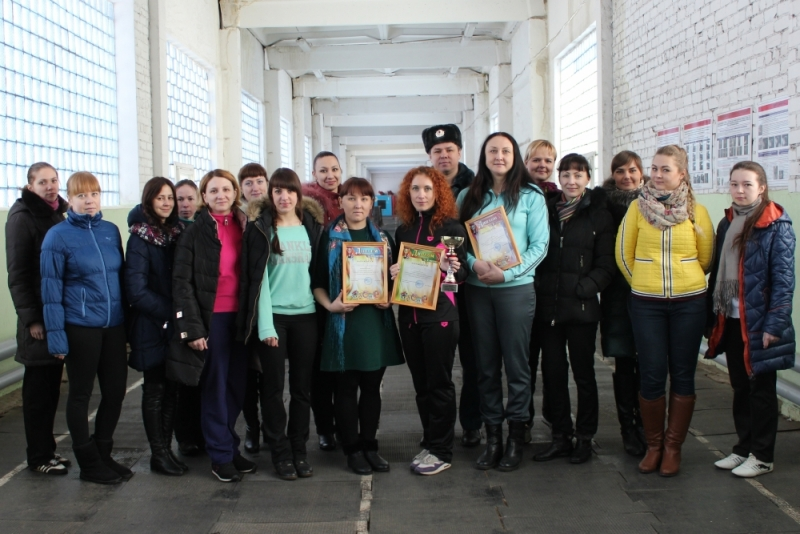 Лучшая сотрудница ГУ МЧС России по Республике Марий Эл