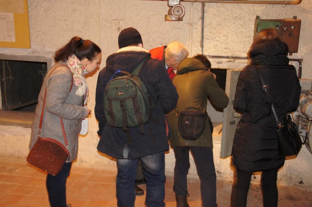 Пресс-тур в защитные сооружения