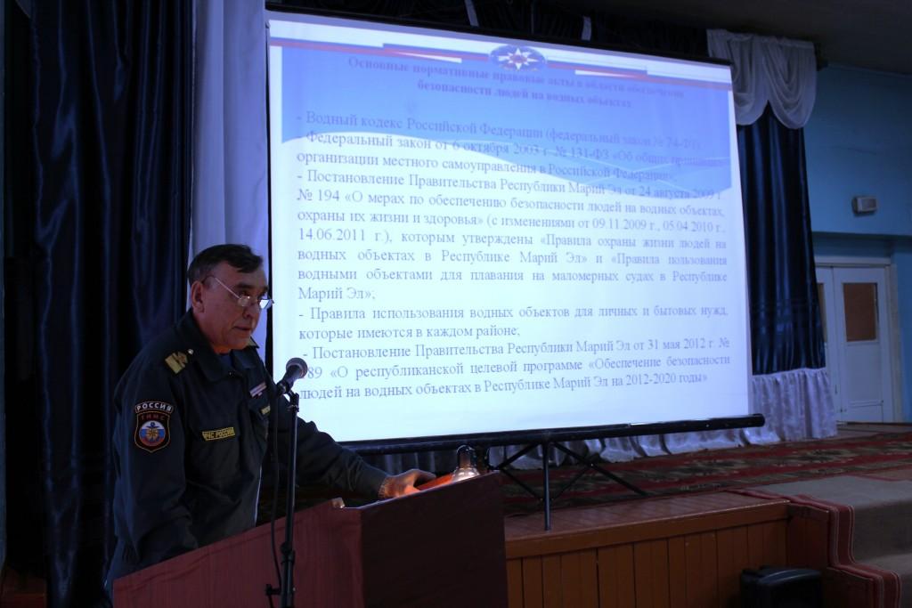 Занятия с главами муниципальных образований в Визимьярах