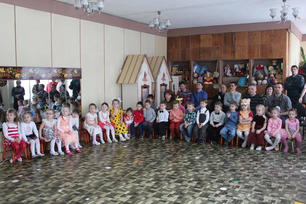 """Мероприятие в детская саду №70 """"Ягодка"""" г.Йошкар-Ола"""