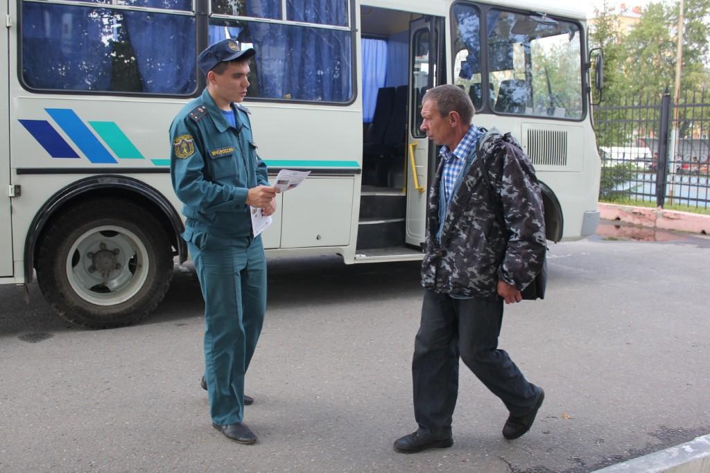 Месячник безопасности в Республике Марий Эл