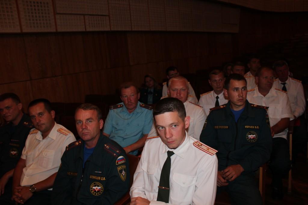 85 лет Государственному пожарному надзору