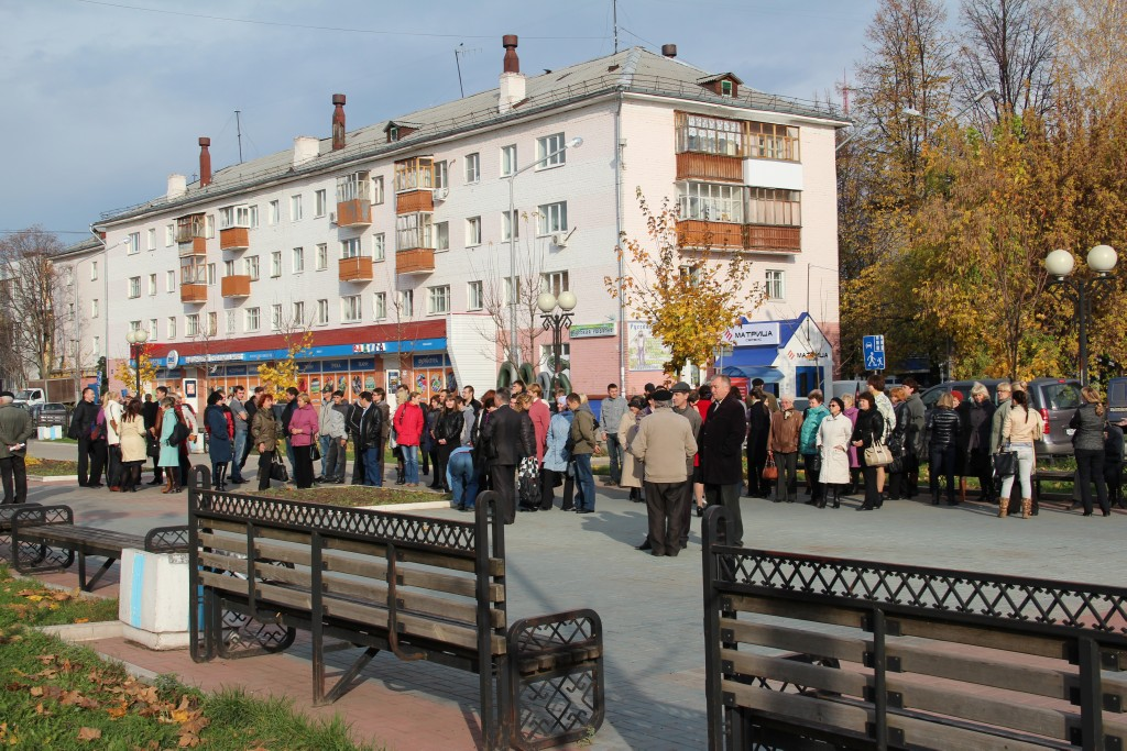 """ТСУ в здании """"Марийскгражданпроекта"""""""