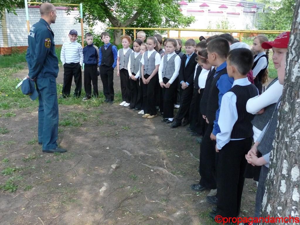 """Безопасное лето"" 2010"