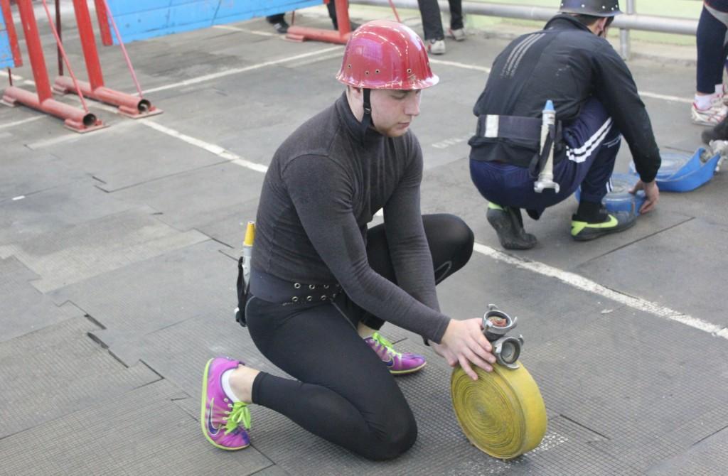 Открытое первенство 1 ОФПС по РМЭ по пожарно-прикладному спорту