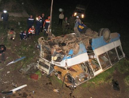 ДТП 22 мая 2009 года в Волжском районе