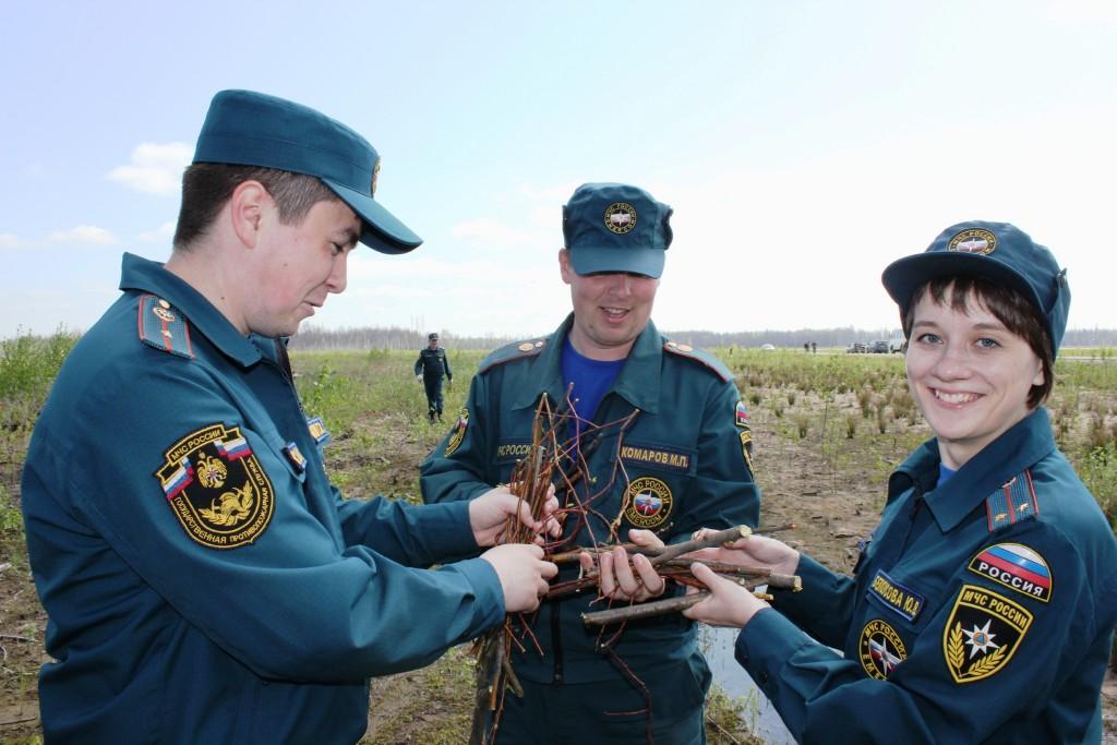 """Акция """"Посади дерево"""" в рамках Всероссийского дня посадки леса"""