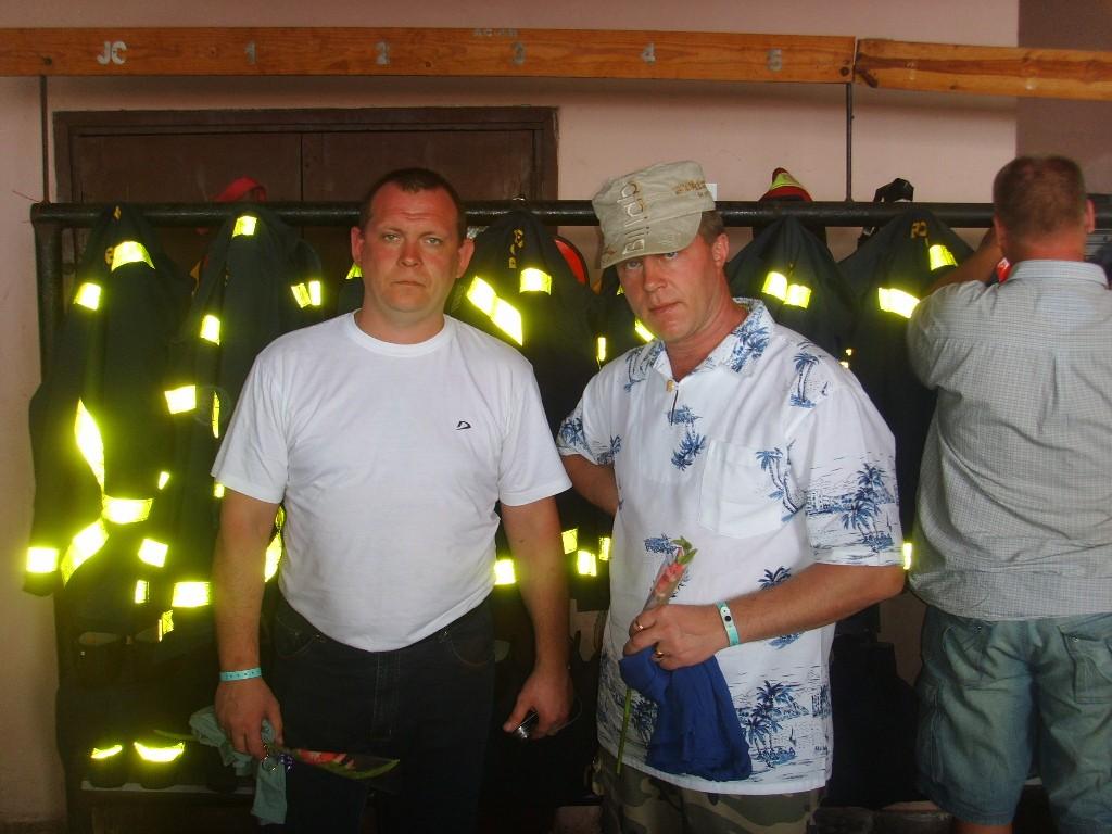 Огнеборцы на Острове Свободы