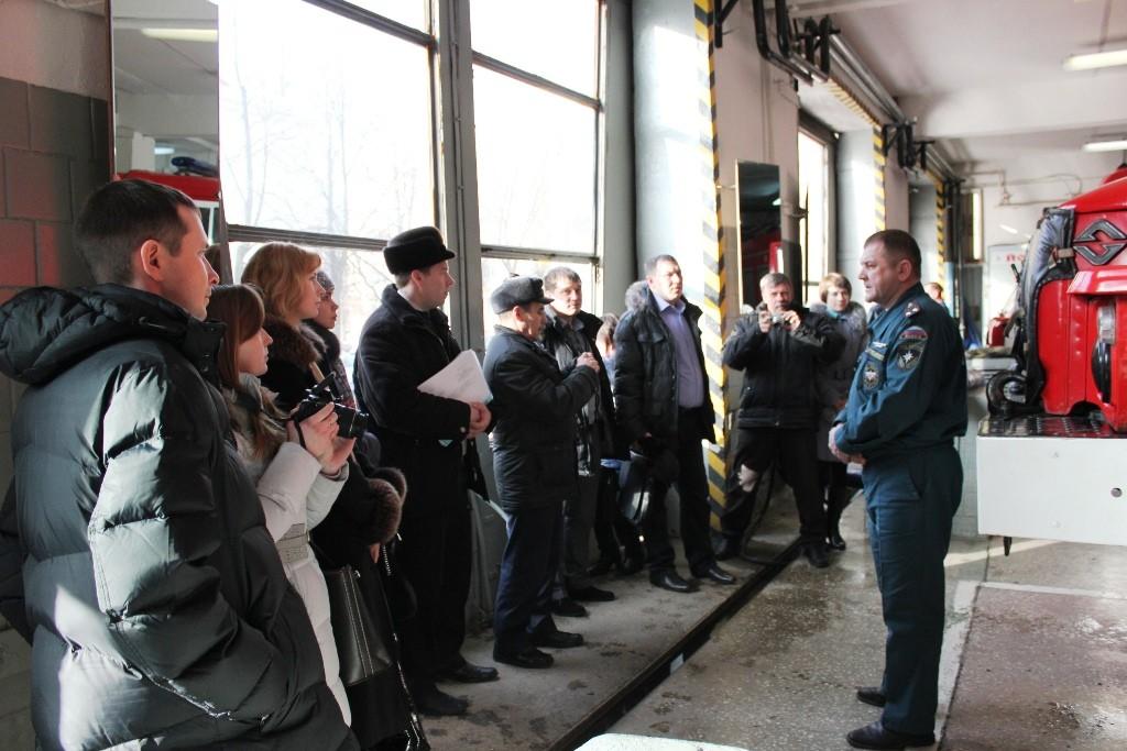 Сборы с представителями районов республики по вопросам информирования