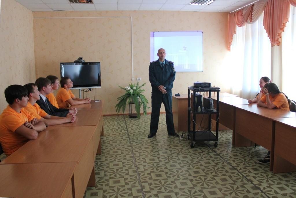 Дни безопасности в школах Марий Эл
