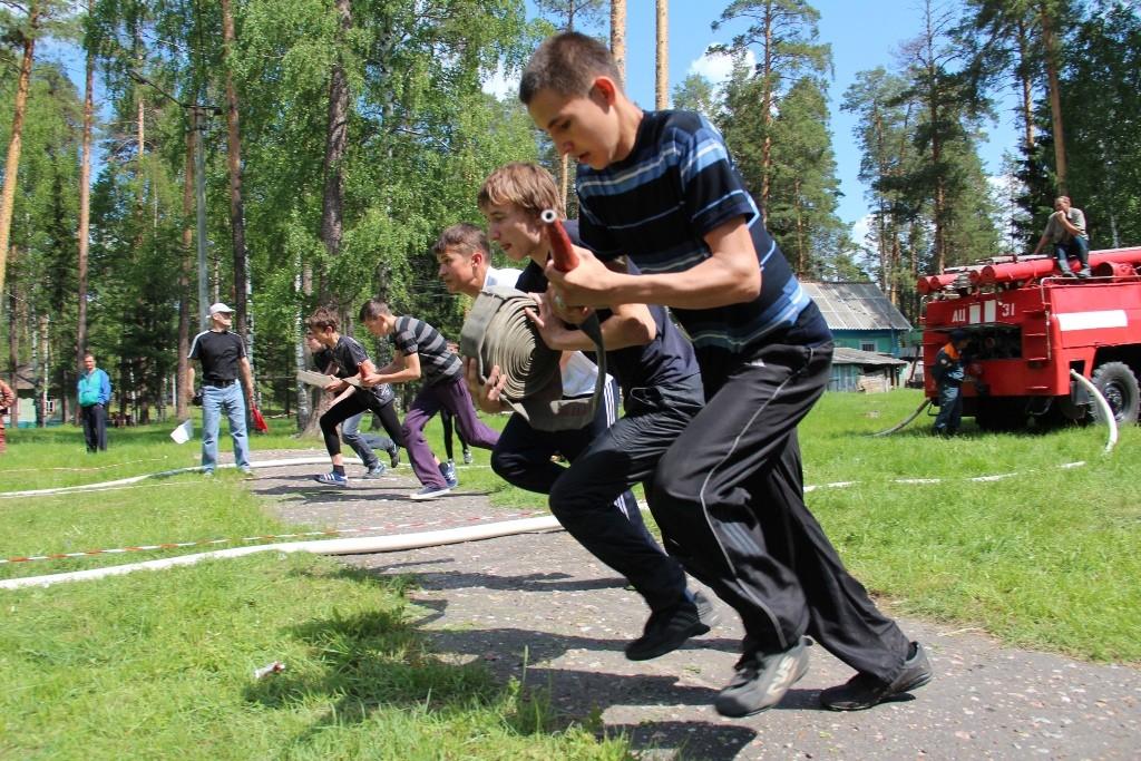 Школа безопасности - 2012