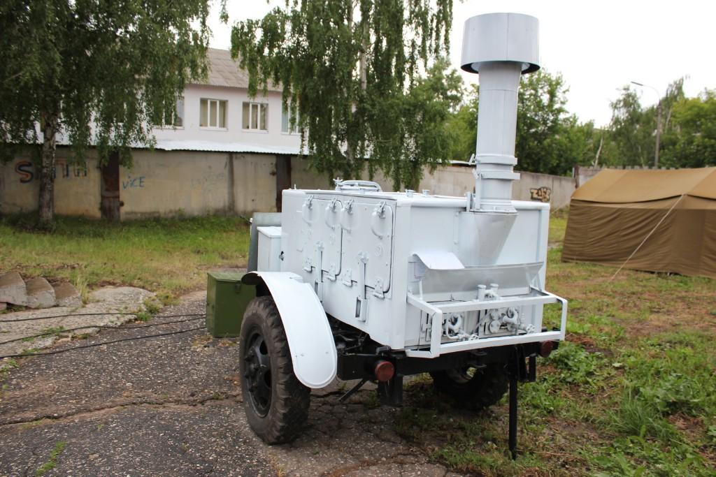 Контрольная проверка МЧС России 9-10 июля 2013 г.