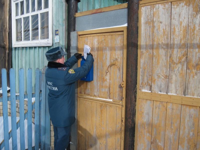 В селе Троицк Ковылкинского района в рамках надзорно-профилактической операции «Жилье» была проведена комплексная отработка.