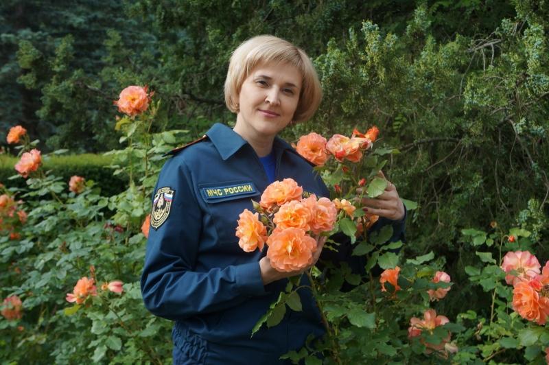 Один из лучших психологов МЧС России работает в Мордовии
