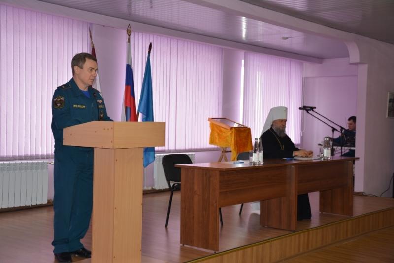 Круглый стол, посвящённый святому праведному воину адмиралу Фёдору Ушакову