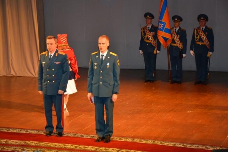 90 лет Госпожнадзору и 125 лет ВДПО