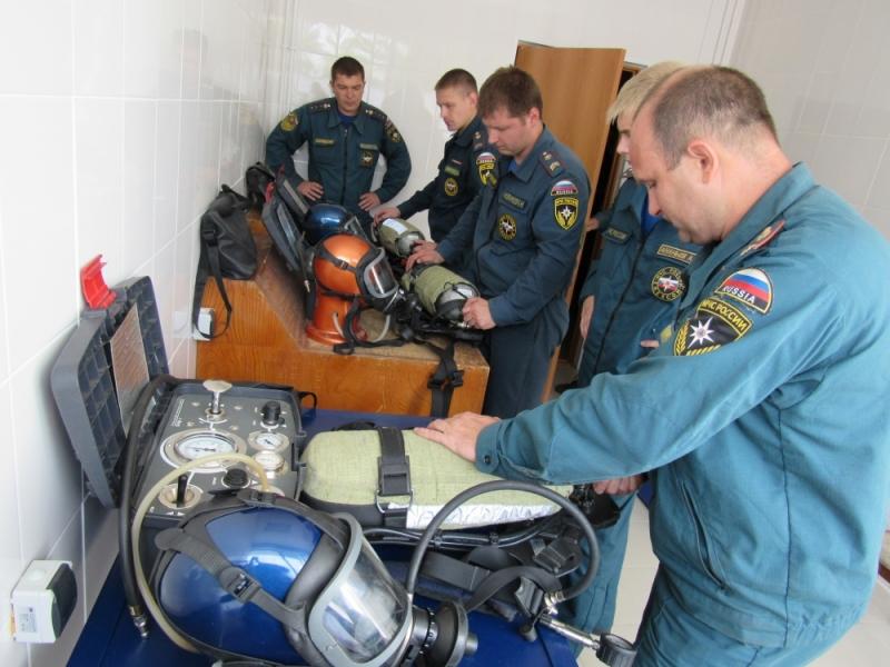Прошли республиканские командные соревнования газодымозащитников на первенство ГУ МЧС России по Республике Мордовия.